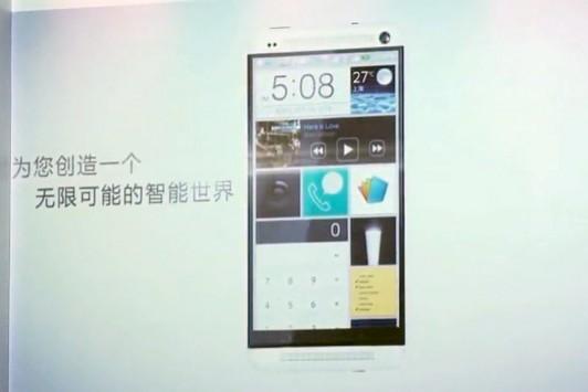 HTC e COS: ecco le prime foto del primo smartphone