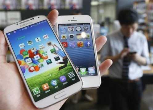 Mercato smartphone, Samsung e Apple perdono terreno
