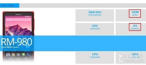 Nokia Normandy appare sul benchmark Browsermark