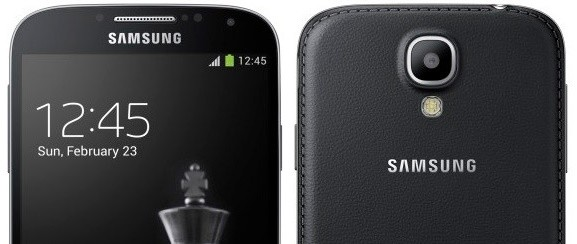 Samsung Galaxy S4 e S4 Mini: nuova versione Black Edition con cover posteriore in pelle
