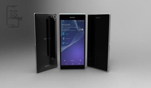 Ecco come sarà il Sony Xperia Z2 secondo un concept (video)