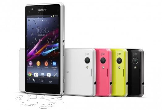 Sony avrebbe utilizzato due display differenti per l'Xperia Z1 Compact