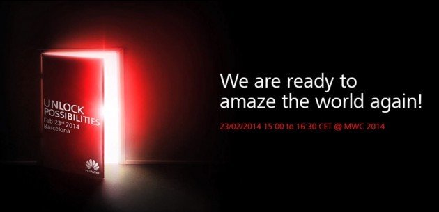 Huawei al MWC 2014: confermati due tablet e due nuovi smartphone [VIDEO]