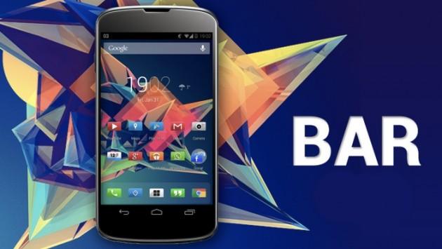 BAR Icon Pack: ecco una nuova raccolta di icone per personalizzare il vostro device