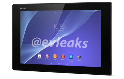 Sony Xperia Tablet Z2: rivelate le presunte specifiche tecniche
