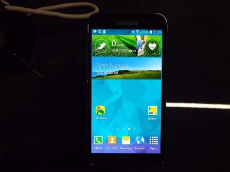 Samsung Galaxy S5: pre-ordine in Inghilterra e Spagna a 729€