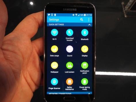 Samsung Galaxy S5, versione octa-core con chip Exynos in arrivo nei prossimi mesi?
