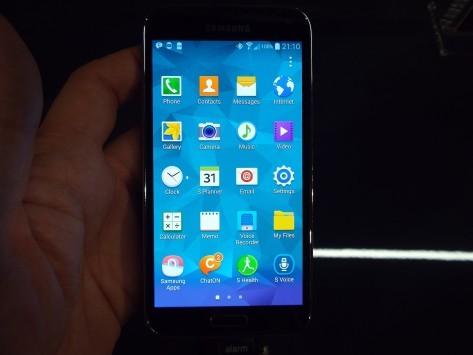 Samsung Galaxy S5: su 16GB meno di 8 saranno disponibili per l'utente