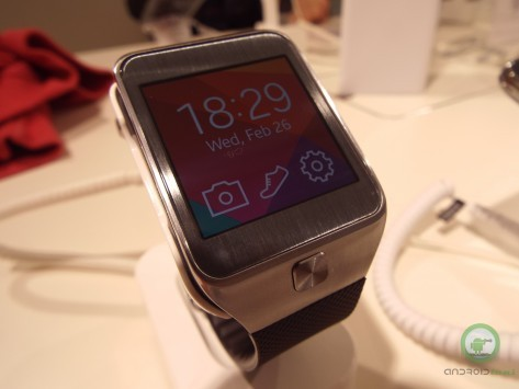 Samsung presenta Gear 2 e Gear 2 Neo al Mobile World Congress 2014