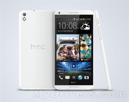 HTC Desire 8, spuntano in rete le caratteristiche tecniche