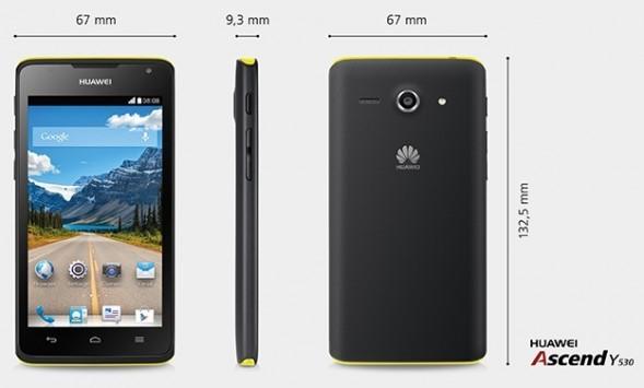 Huawei Ascend Y530, in Italia a 129 Euro