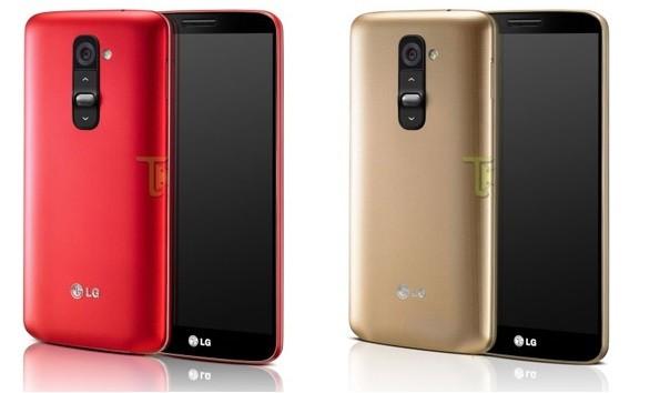 LG G2: in arrivo Red e Gold Edition anche nel nostro paese?