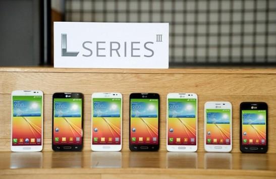 LG annuncia ufficialmente la nuova Serie L III: L90, L70 e L40 con Android 4.4