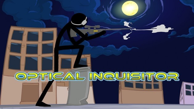 Optical Inquisitor: ecco un nuovo shooter-game