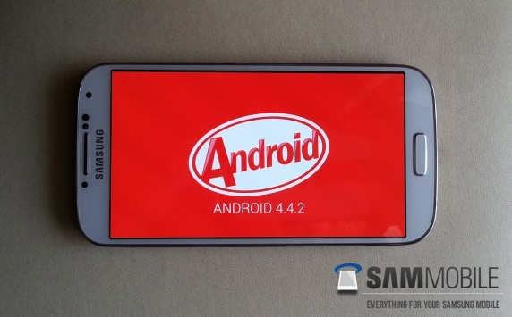 Samsung Galaxy S4 no-brand: disponibile in Italia l'update ad Android 4.4.2 KitKat