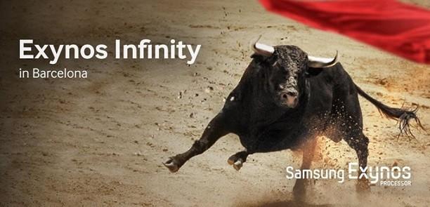 Samsung annuncia il nuovo SoC Exynos Infinity: maggiori dettagli durante l'MWC