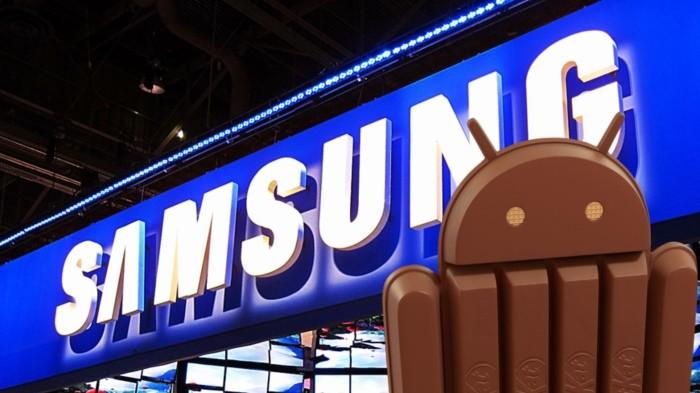 Samsung-KitKat