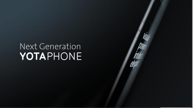 Next Generation YotaPhone: Un double-display smartphone