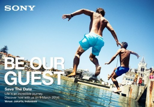 Sony: nuovo evento il prossimo 5 Marzo a Jakarta