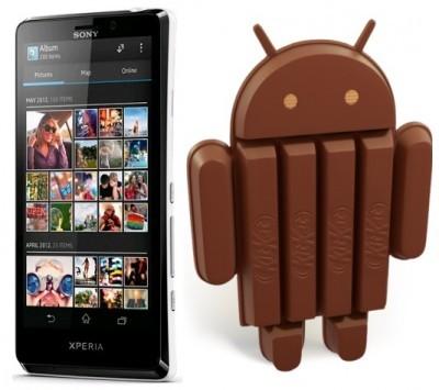 Sony Xperia T: Android 4.4 dovrebbe arrivare entro la fine di Aprile