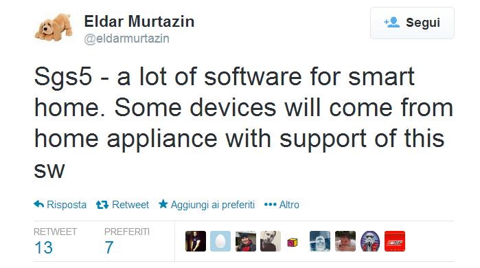 Twitter   eldarmurtazin  Sgs5   a lot of software for ...