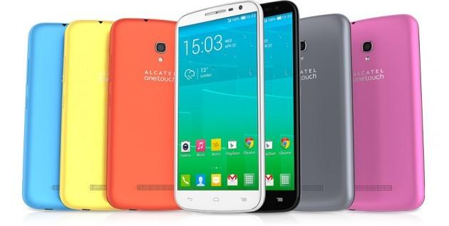 Alcatel presenta 3 nuovi smartphones che porterà al MWC 2014