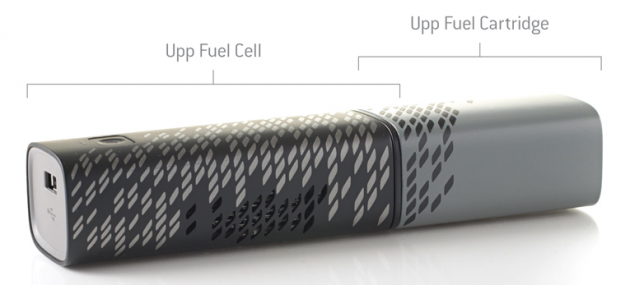Upp: il Battery Pack a celle combustibili ad Idrogeno [MWC 2014]