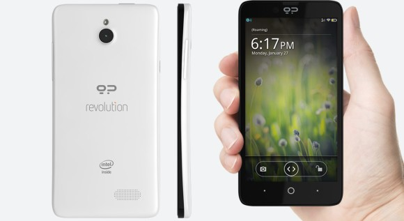 Geeksphone Revolution, lo smartphone dual-OS, arriverà il 20 febbraio