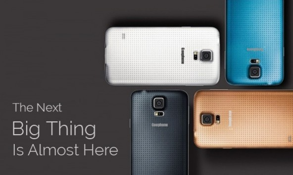 Goophone S5, un Galaxy S5