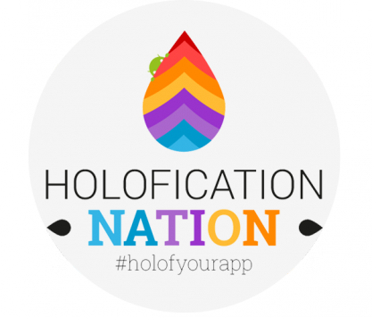 Holofication arriva ufficialmente sul Google Play Store