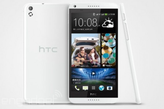 HTC Desire 8: in arrivo un nuovo smartphone dual-SIM con display da 5.5