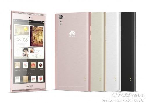 Huawei Ascend P7: ecco un nuovo render e nuove fotografie dal vivo