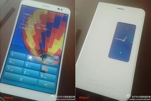 Huawei MediaPad X1 7.0: ecco nuove immagini e conferme per le specifiche tecniche