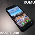 Komu K8: la recensione di Androidiani.com