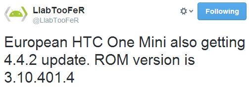 one mini