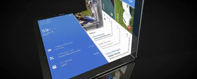 Samsung mostrerà un prototipo di tablet pieghevole al MWC 2014