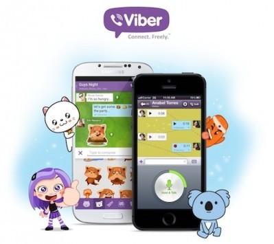 Rakuten acquisisce Viber per 900 milioni di Dollari