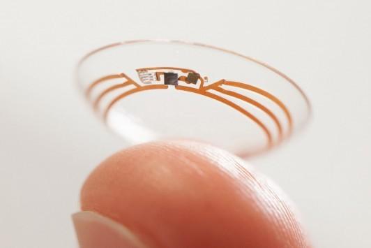Google al lavoro per migliorare le proprie lenti a contatto intelligenti