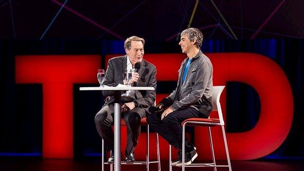 TED 2014: Larry Page intervistato sul futuro dell'azienda