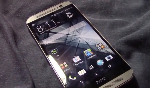 New HTC One disponibili al download wallpaper e suonerie