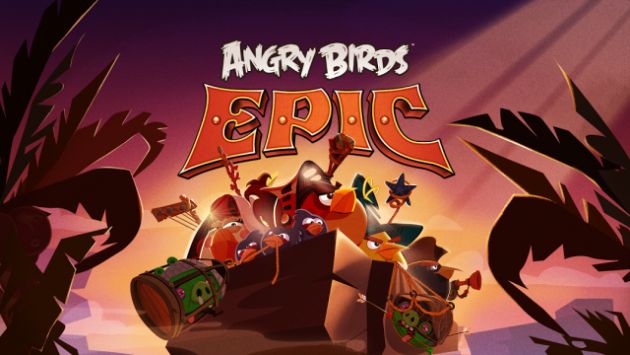 Rovio Angry Birds Epic: ecco un primo video trailer
