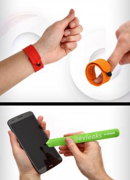 @evleaks svela un nuovo dispositivo indossabile prodotto da LG