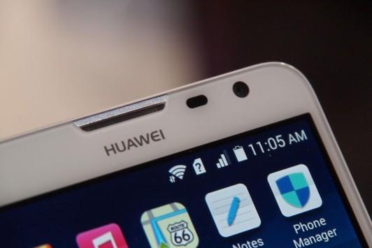 Huawei cresce del 62% nei primi sei mesi del 2014