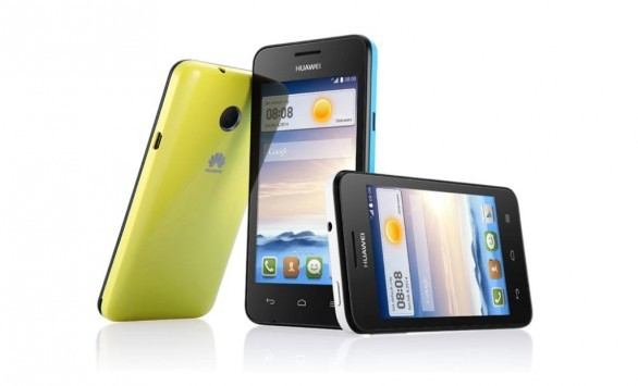 Huawei Ascend Y330: ecco un nuovo entry-level per l'Italia