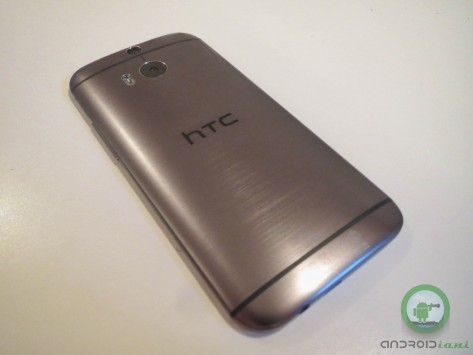 HTC One (M8): Snapdragon 801 a 2.3GHz in Europa e USA, a 2.5GHz in Asia