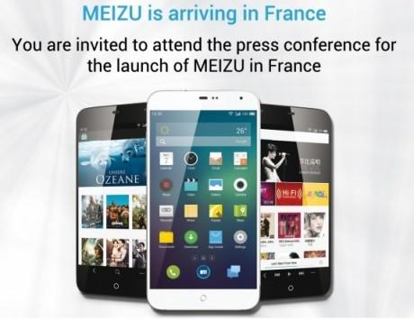 Meizu organizza un evento a Parigi per il 6 Marzo: arrivo ufficiale in Europa?