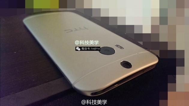 HTC M8: ecco nuove fotografie dal vivo