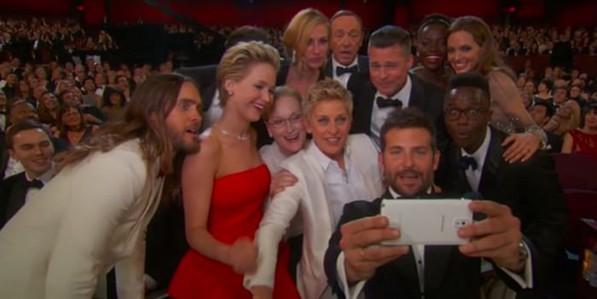 Oscar 2014: Samsung