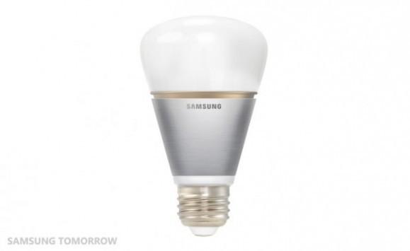 Samsung annuncia le proprie lampadine smart