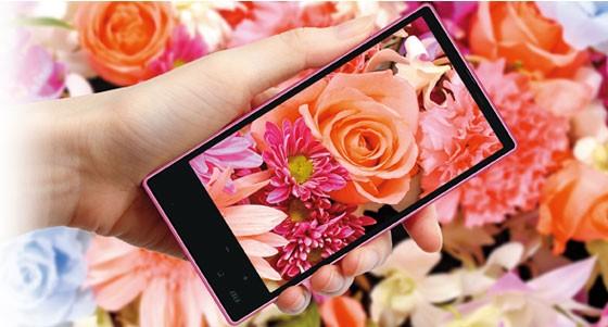 Sharp MiniSHL24: ecco un nuovo top-gamma Android dalle dimensioni contenute